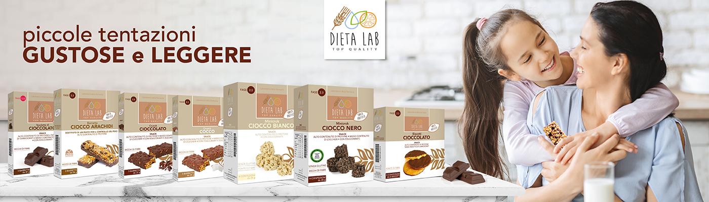 Dietalab Prodotti Cioccolato