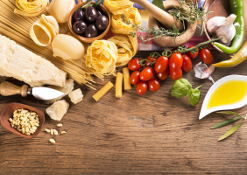 La Dieta Mediterranea Circadiana