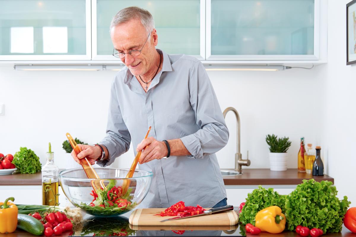 Alimentazione e integratori alimentari nell'invecchiamento