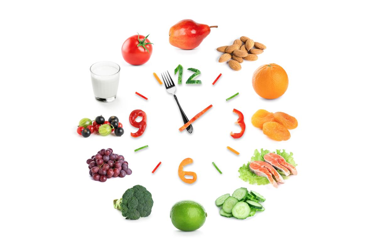 L'alimentazione circadiana