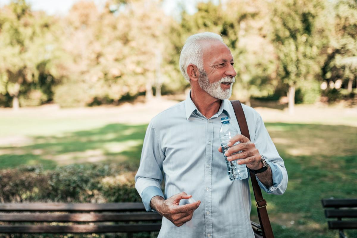 Estate: benessere anche per gli anziani