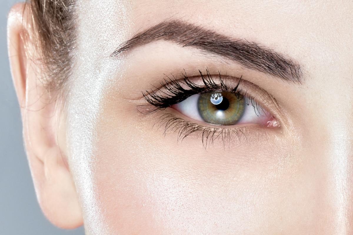 Il contorno occhi