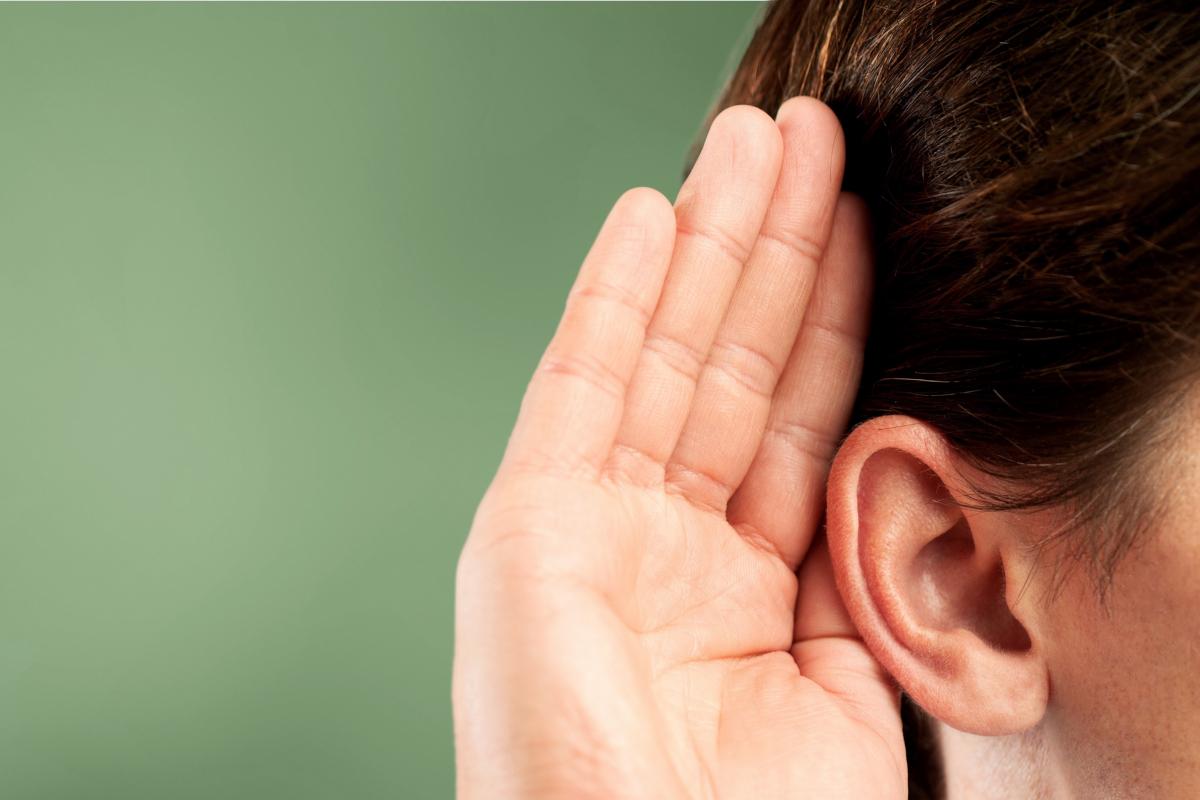 Quando le capacità uditive si riducono