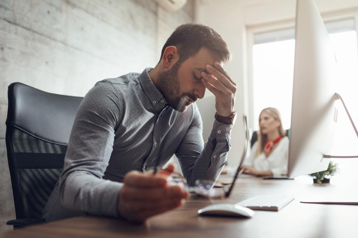 Sotto stress: come reagisce il corpo?