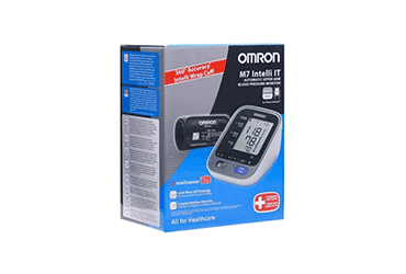 Omron M7 It Misuratore