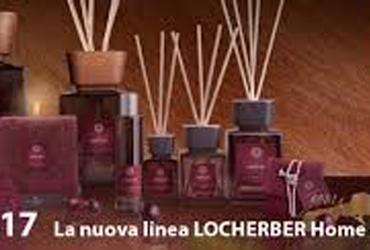 Locherber Diffusore con legnetti 250 ml