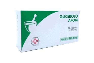 Glicerolo Afom Adulti