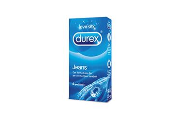 Durex Jeans Easyon 6pz