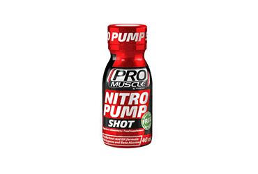 Promuscle Nitro Pump Shot