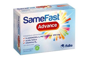 Samefast advance