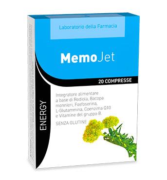MemoJet compresse