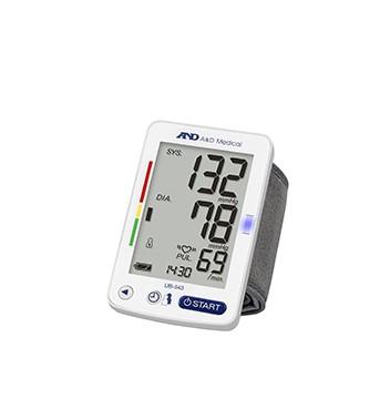 Sfigmomanometro Elettronico Automatico da polso UB-543