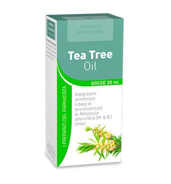 Tea Tree Oil olio essenziale