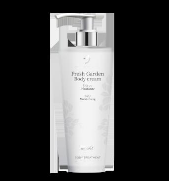 Fresh Garden Body Cream