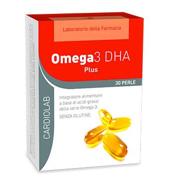 Omega3 DHA Plus 30 perle