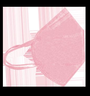 Mascherina FFP2 Rosa Taglia S