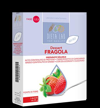 Dessert Fragola 3 buste