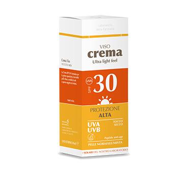 Viso Crema SPF 30 Pelle Normale/Mista