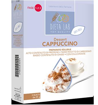 Dessert Cappuccino