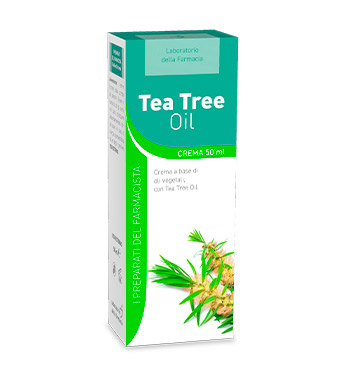 Tea tree Oil crema