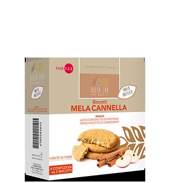 Biscotti Mela Cannella