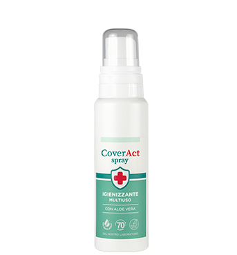 CoverAct Spray Igienizzante multiuso