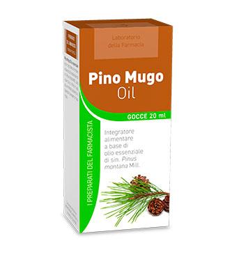Pino Mugo Oil
