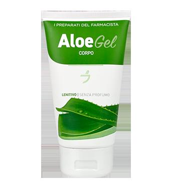 Aloe Gel Corpo Lenitivo