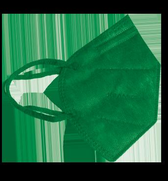 Mascherina FFP2 Verde Prato Taglia S